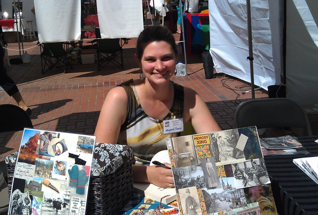 author margaret pinard nw book festival
