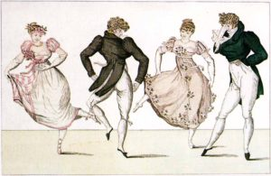 jane austen dance figures regency