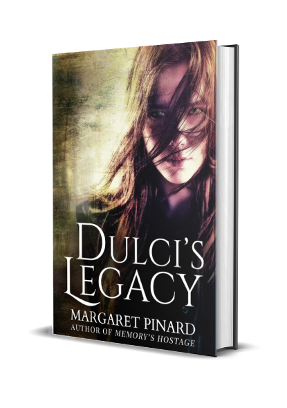 dulci's legacy book cover