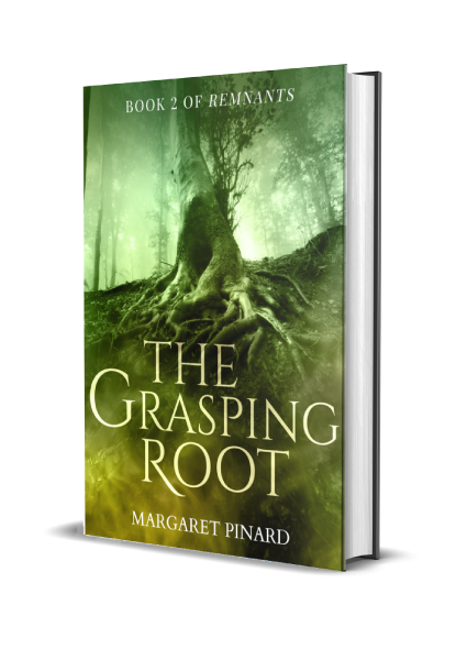 grasping root remnants book cover