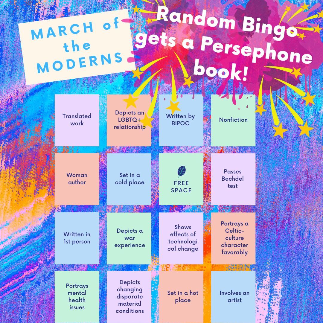 bingo board challenges