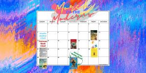 calendar of book talks